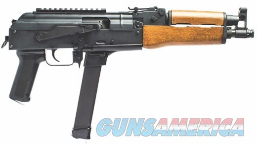 Century Arms Draco NAK9 Glock 9MM Mag HG3736-N  Guns > Pistols > Century International Arms - Pistols > Pistols