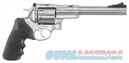 """Ruger 5507 Super Redhawk 7.5"""" 480 Rug NEW in BOX  Guns > Pistols > Ruger Double Action Revolver > Redhawk Type"""