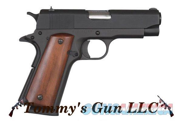 "Armscor 51417 M1911-A1 GI 4"" 8rd 45 ACP NIB  Guns > Pistols > Rock Island Armory Pistols > Rock Island"