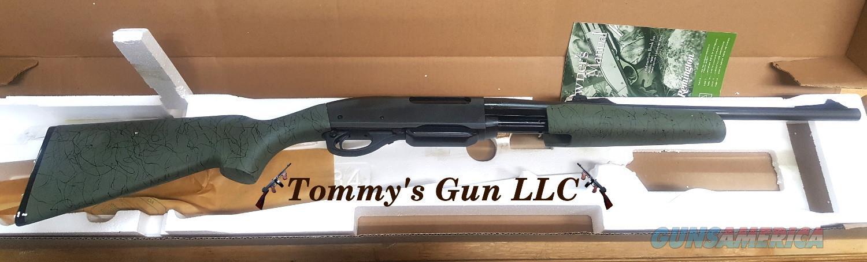 Remington 7600 Pump 308 Synthetic Green BRAND NEW  Guns > Rifles > Remington Rifles - Modern > Other
