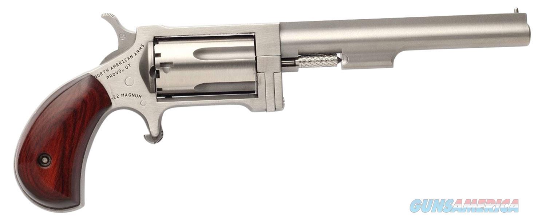 North American Arms Sidewinder 22lr/22m NAASWC4  Guns > Pistols > North American Arms Pistols