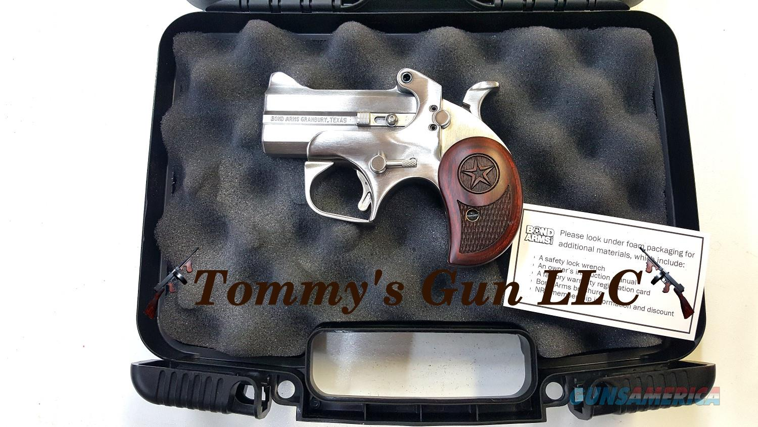 Bond Arms BATD45/410 Texas Defender 45/410 NIB  Guns > Pistols > Bond Derringers