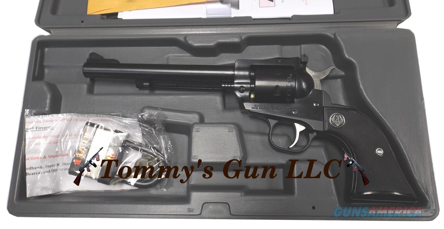 "Ruger Single Six 17 HMR 6.5"" Blued New in Box  Guns > Pistols > Rossi Revolvers"