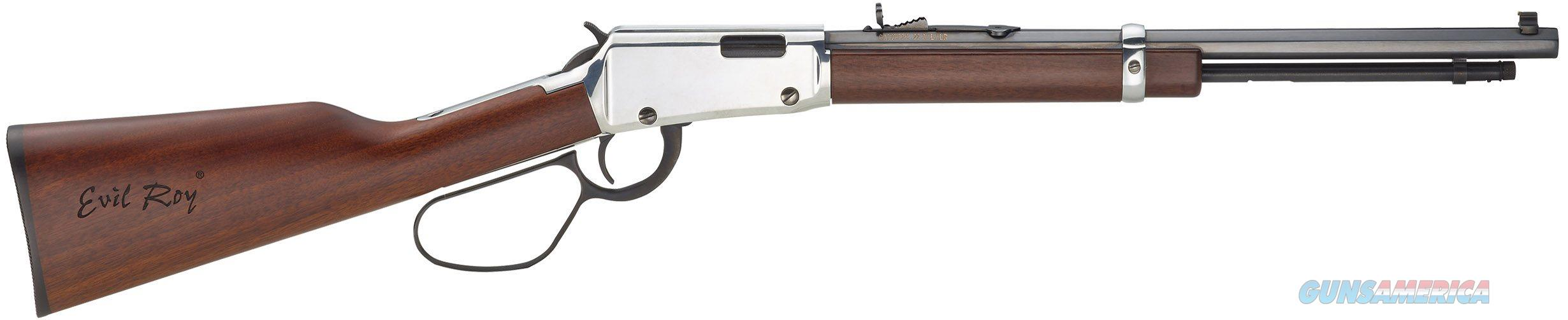 Henry H001TER Evil Roy Edition 22LR BRAND NEW  Guns > Rifles > Henry Rifle Company