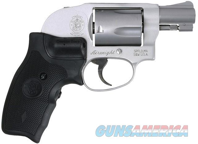 Smith & Wesson 163071 SS CrimsonTrace 638 5rd NEW  Guns > Pistols > Smith & Wesson Revolvers > Small Frame ( J )