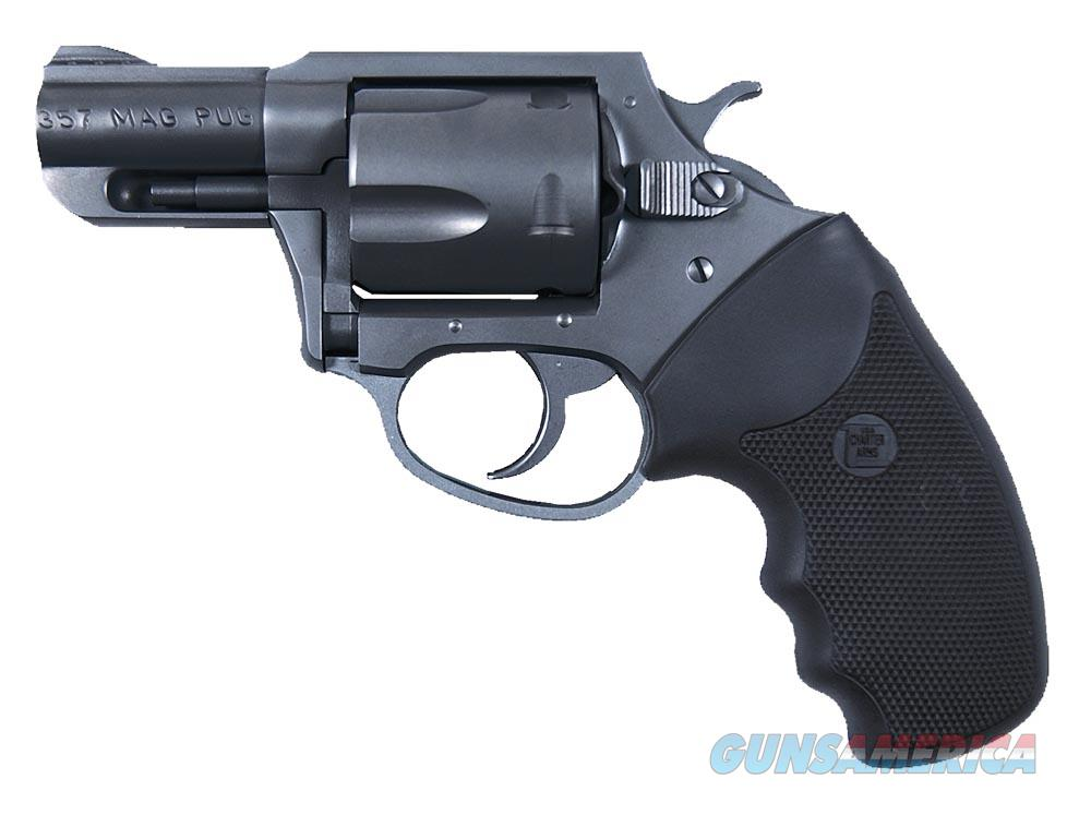 """Charter Arms Mag Pug Blued 2"""" 357 Mag NEW 13520  Guns > Pistols > Charter Arms Revolvers"""