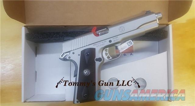 """Ruger Original SR1911 SS 5"""" 6700 BEW in BOX  Guns > Pistols > Ruger Semi-Auto Pistols > 1911"""