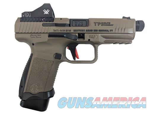 CANIK TP9SF ELITE COMBAT 9MM FDE NEW IN BOX  Guns > Pistols > Canik USA Pistols