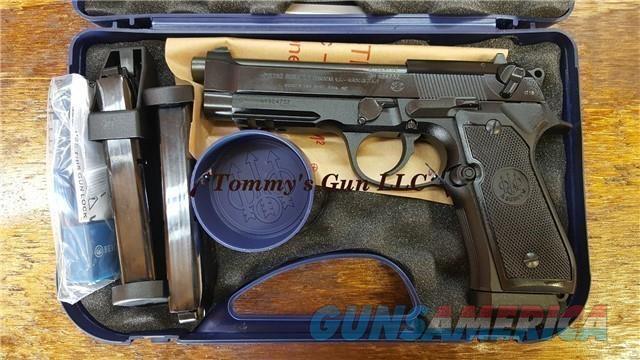 Beretta J9A9F11 92A1 10+1 Rail 9MM NIB  Guns > Pistols > Beretta Pistols > Model 92 Series