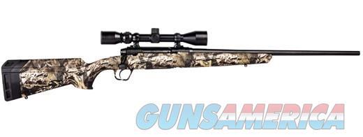 SAVAGE AXIS XP CAMO 243 WIN 22'' New in Box  Guns > Rifles > Savage Rifles > Axis