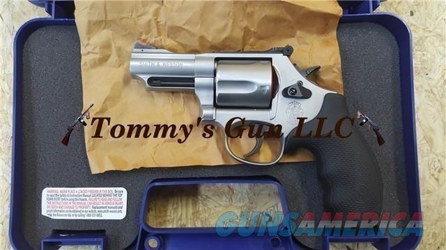 "Smith & Wesson 66 2.75"" 10061 357 Mag 6rd NEW  Guns > Pistols > Smith & Wesson Revolvers > Med. Frame ( K/L )"