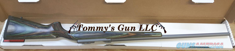 Ruger 77/17 Varmint Green Mountain Lam 7212 NIB  Guns > Rifles > Ruger Rifles > Model 77