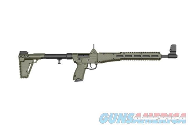 Keltec SUB-2000 40 S&W OD Green New in Box  Guns > Rifles > Kel-Tec Rifles