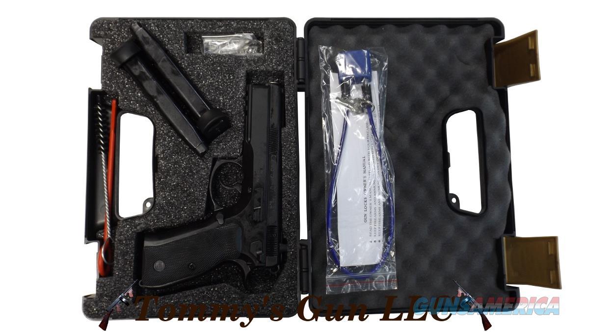 CZ-USA CZ 75 SP-01 TACTICAL 9MM 91153 NIB  Guns > Pistols > CZ Pistols