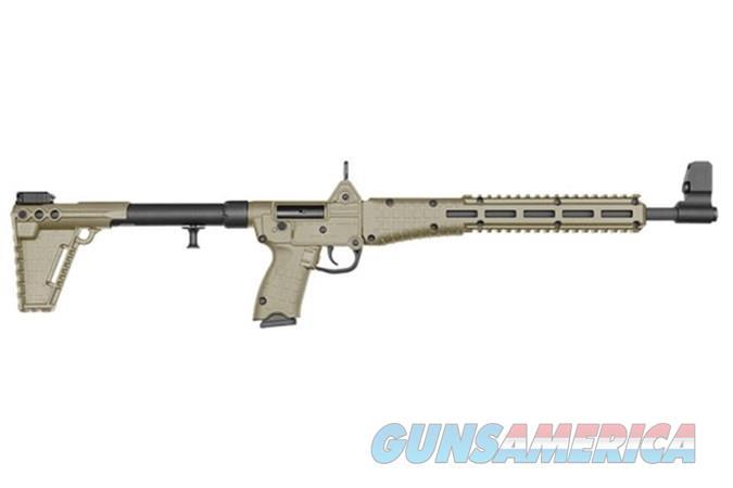 Keltec SUB-2000 40 S&W Tan New in Box  Guns > Rifles > Kel-Tec Rifles