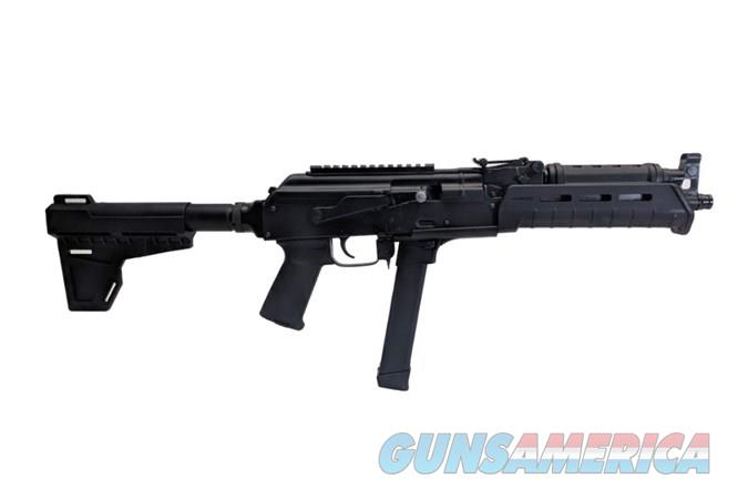 "Century Draco NAK9X AK Pistol 9mm Luger 11.14"" 33+1 New in Box  Guns > Pistols > Century International Arms - Pistols > Pistols"