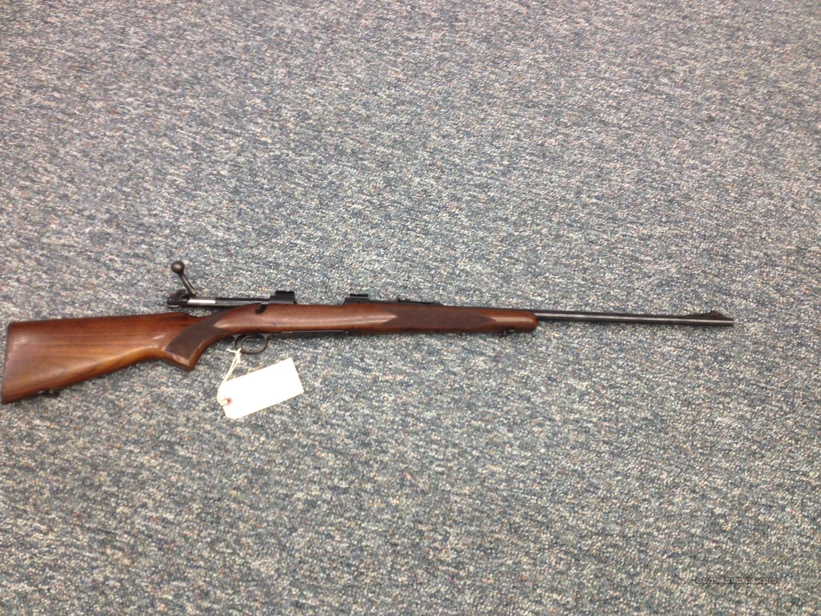 1950 Winchester model 70 .30-06  Guns > Rifles > Winchester Rifles - Modern Bolt/Auto/Single > Model 70 > Pre-64