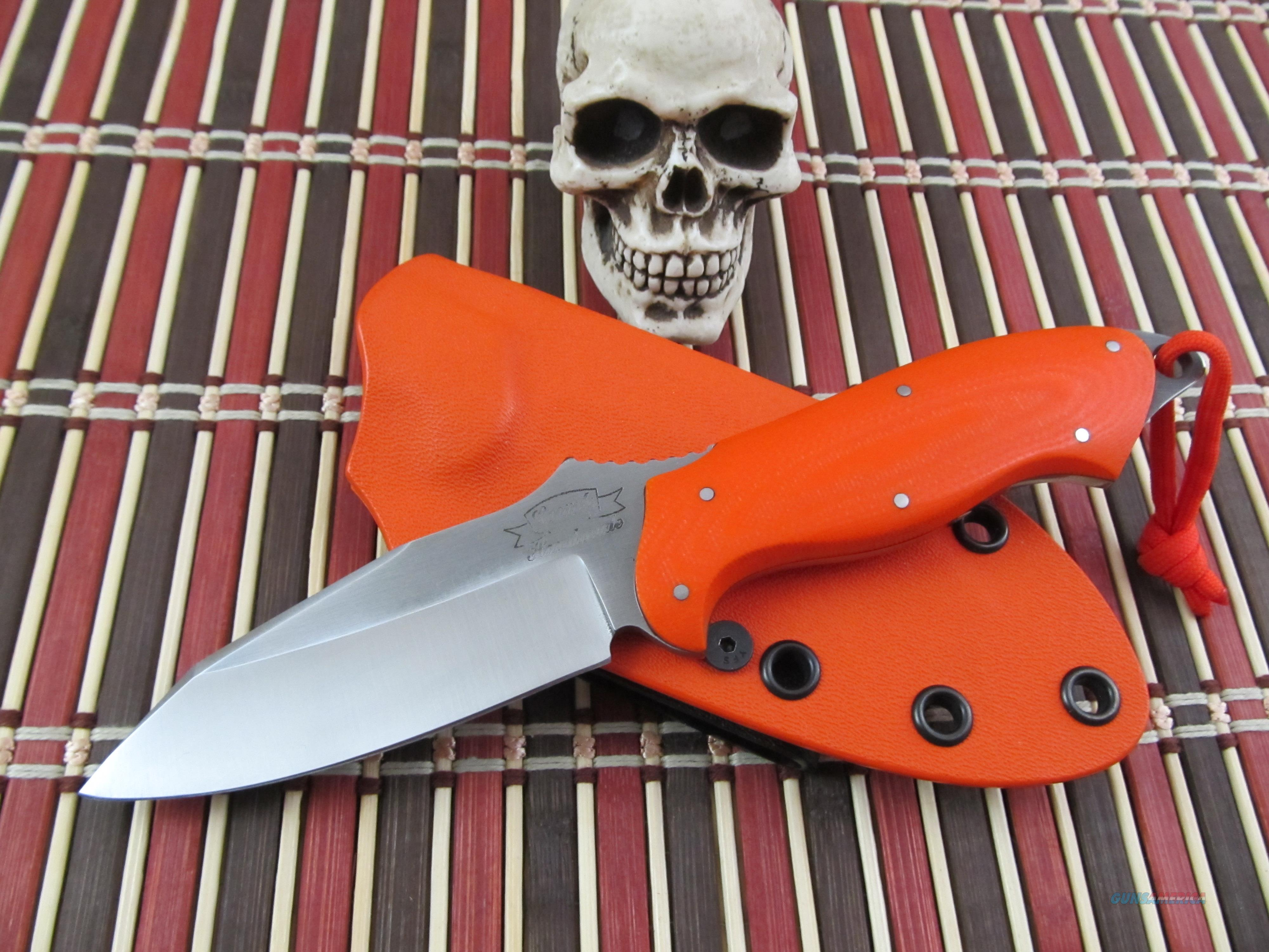 Lamont Coombs Coombs Handmade Knives Hunter / EDC  Non-Guns > Knives/Swords > Knives > Fixed Blade > Hand Made