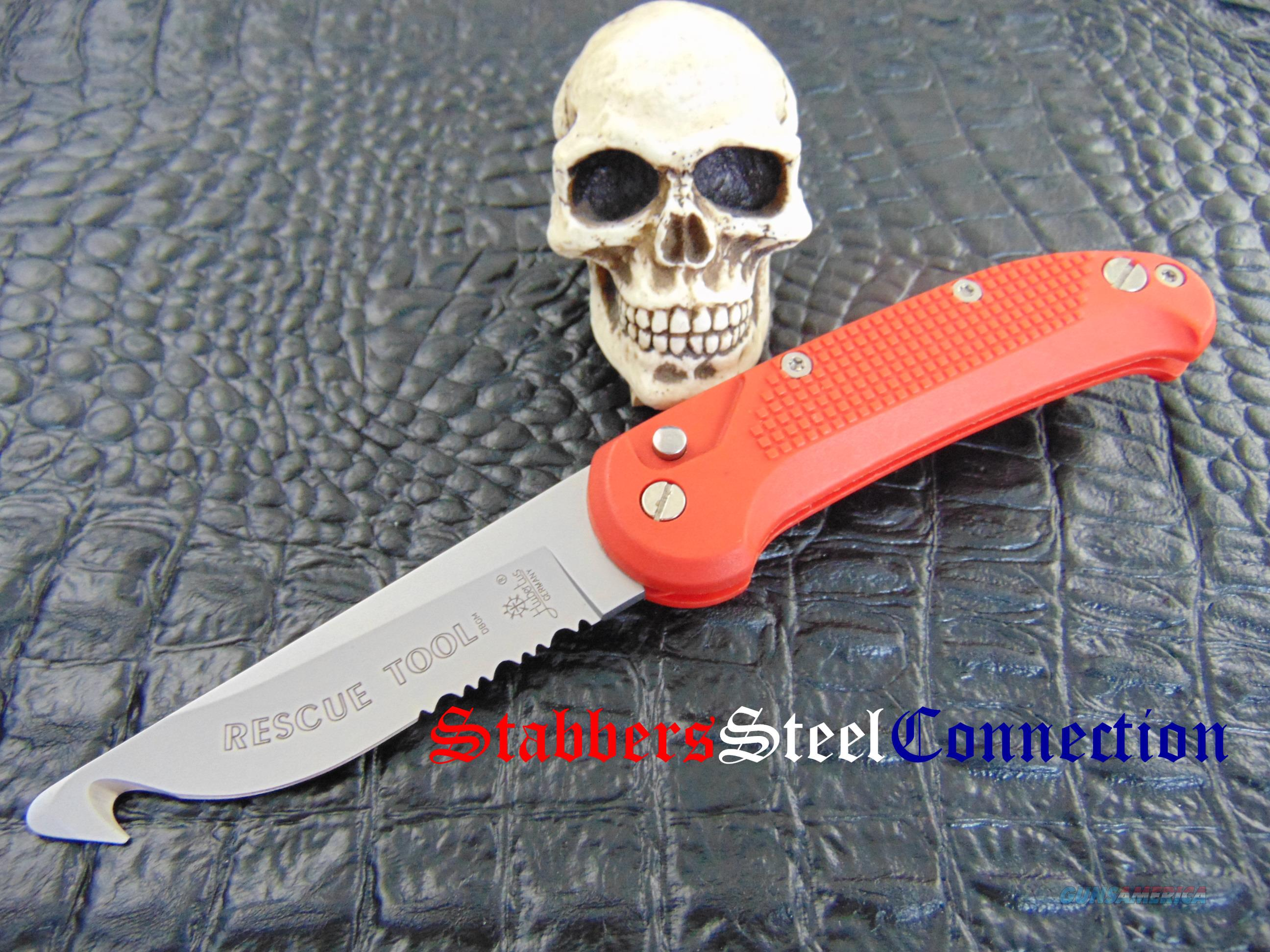 Hubertus Knives Rescue Auto  Non-Guns > Knives/Swords > Knives > Folding Blade > Imported