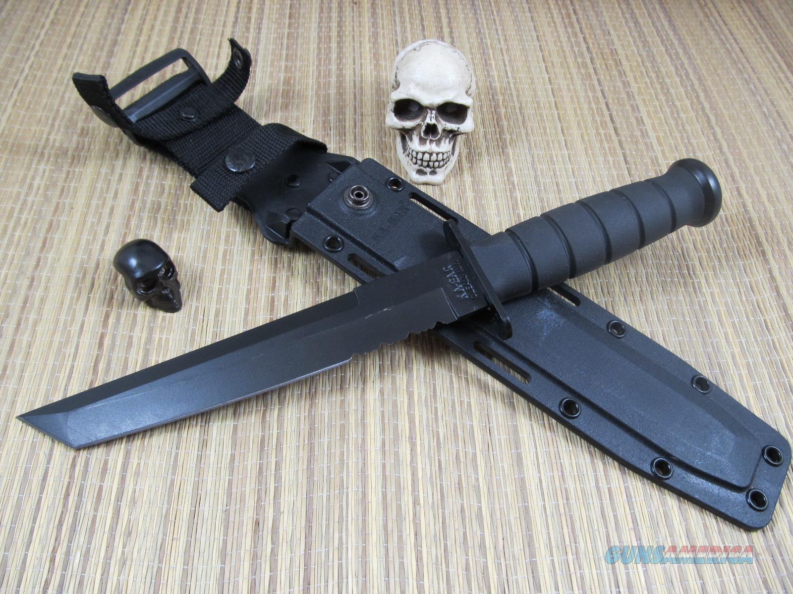 Ka Bar Tanto Knife Model 1245  Non-Guns > Knives/Swords > Knives > Fixed Blade > Hand Made