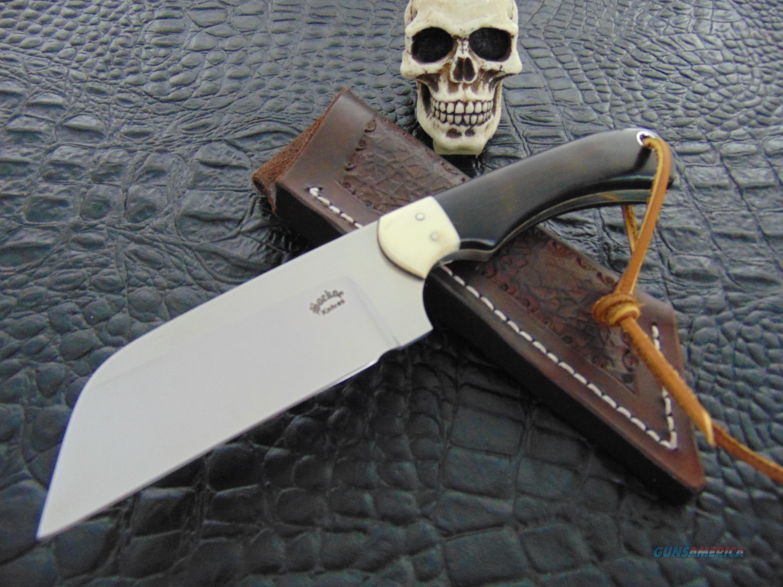 Boekoe knives Custom Handmade Aloe Chopper  Non-Guns > Knives/Swords > Knives > Fixed Blade > Hand Made