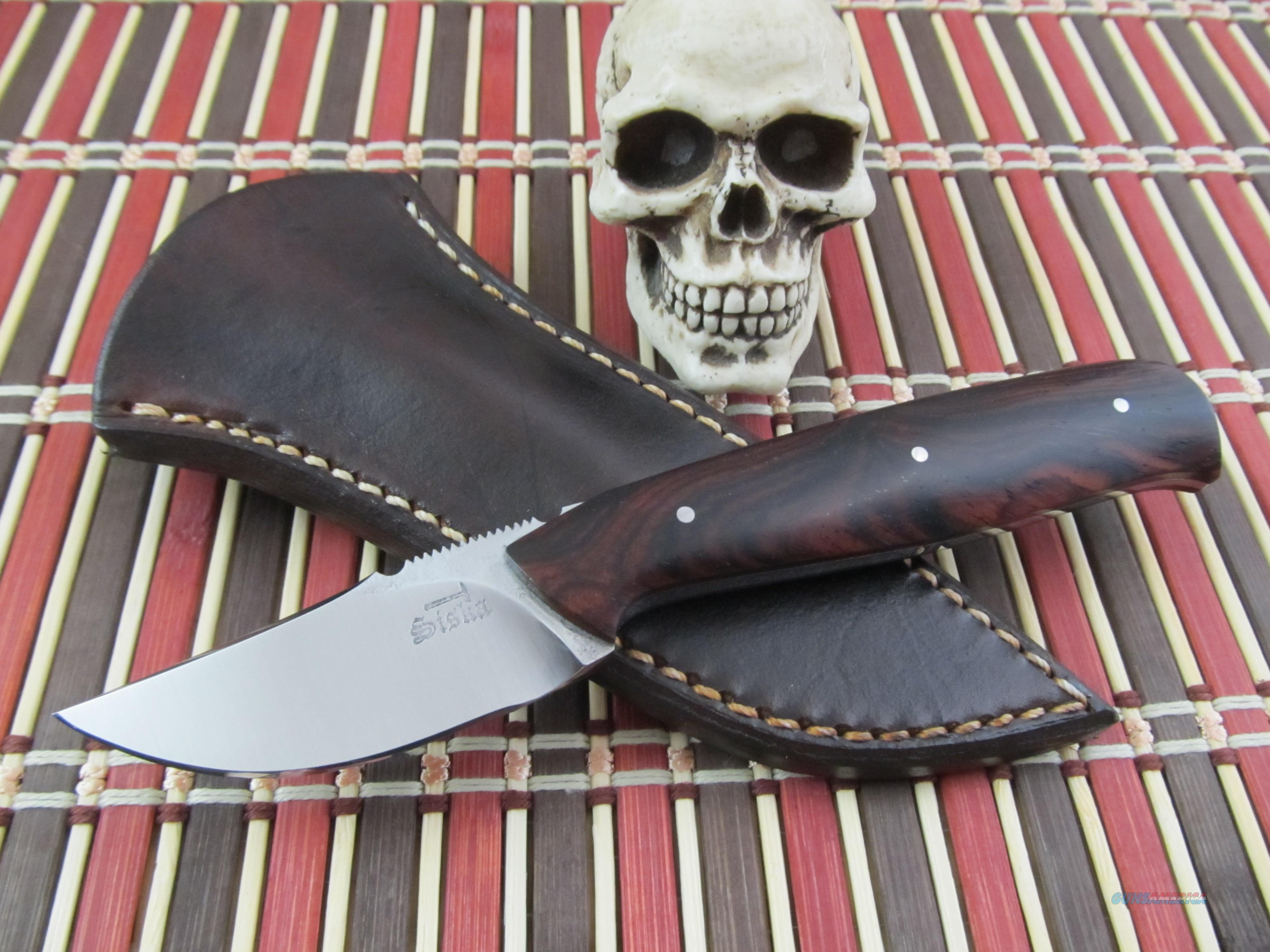 Jim Siska Custom Hand Made Hand Forged EDC / Hunter / Fighter  Non-Guns > Knives/Swords > Knives > Fixed Blade > Hand Made