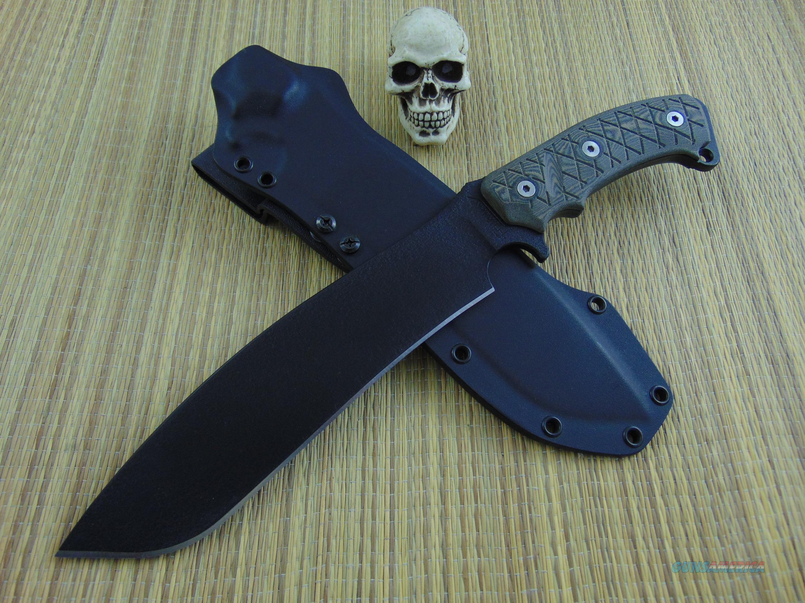Fehrman Knives Extreme Judgement  Non-Guns > Knives/Swords > Knives > Fixed Blade > Hand Made