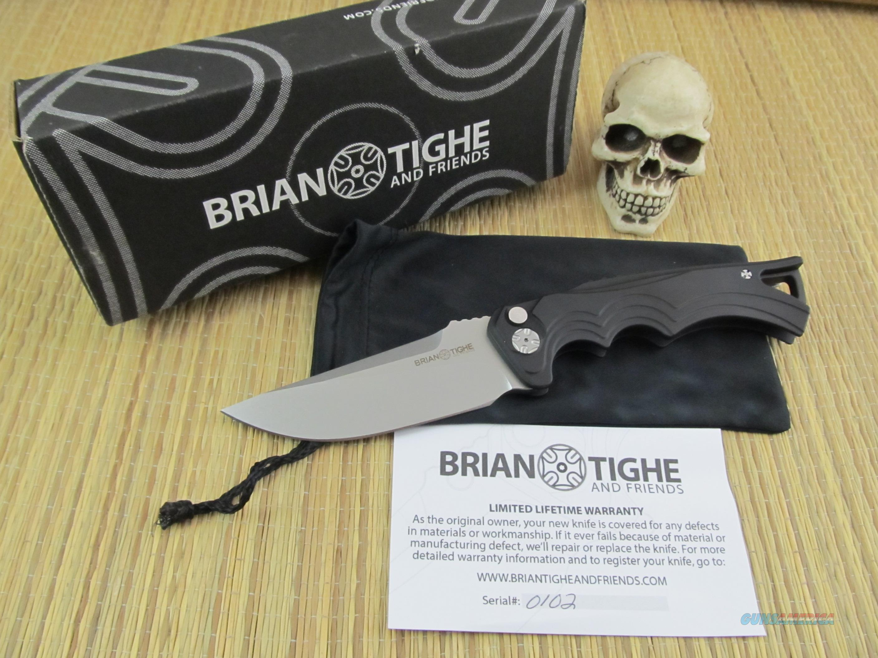 Brian Tighe And Friends Tanto Autor For Sale