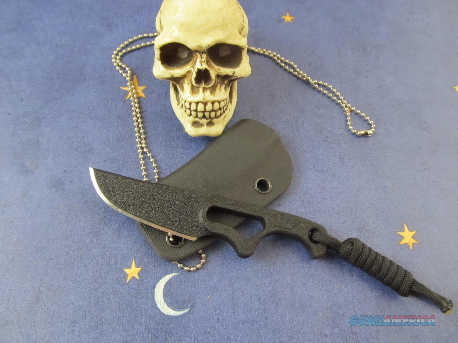 Fehrman Knives Short Stop Neck Knife  Non-Guns > Knives/Swords > Knives > Fixed Blade > Hand Made