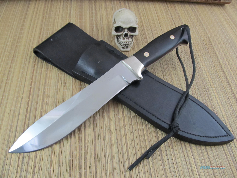 Terry Knipshield Knives Custom Handmade Custom For Sale