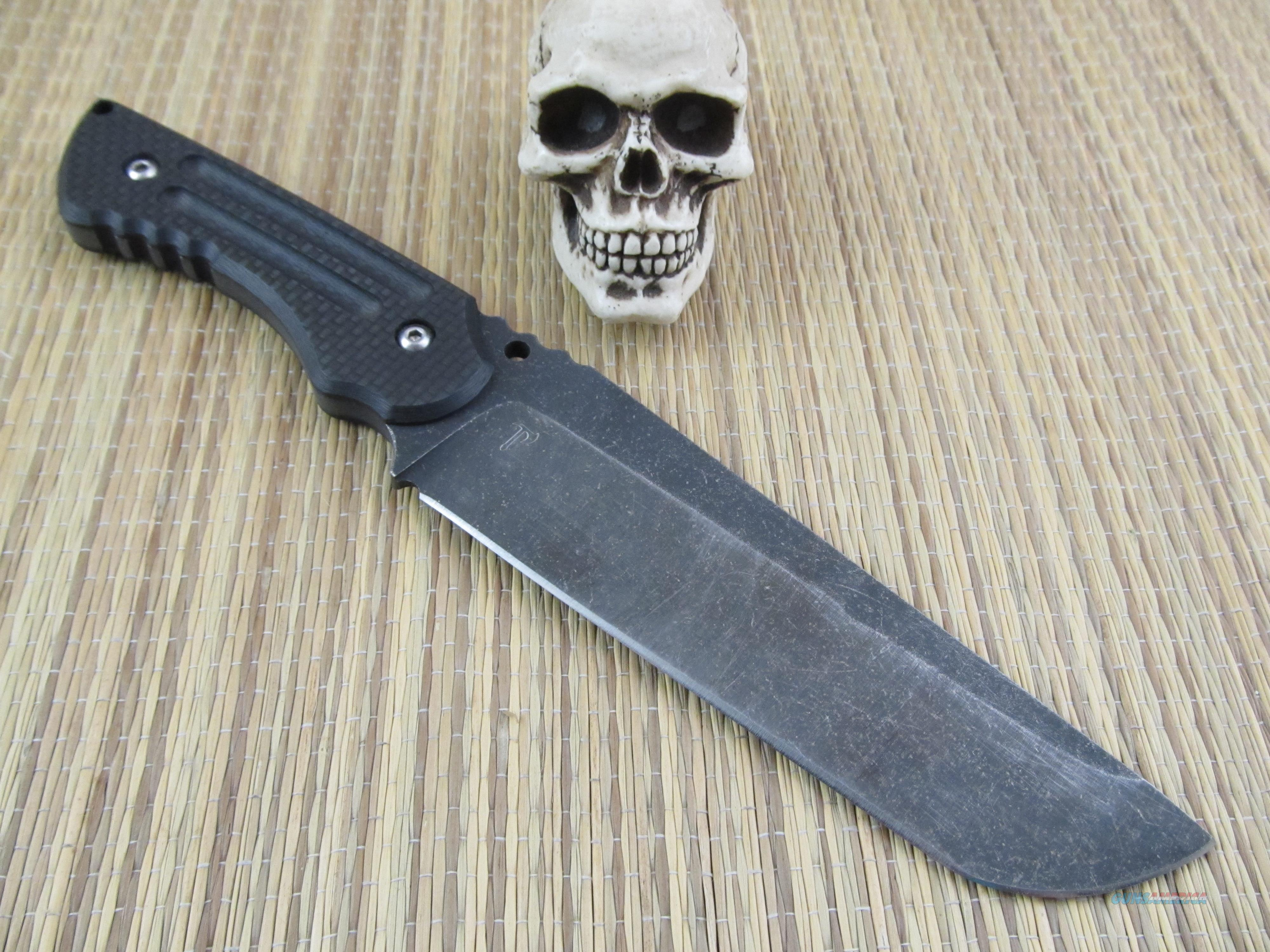 Jake Hoback Custom Handmade This is Jake's Personal Carry Fixed Blade  Non-Guns > Knives/Swords > Knives > Fixed Blade > Hand Made