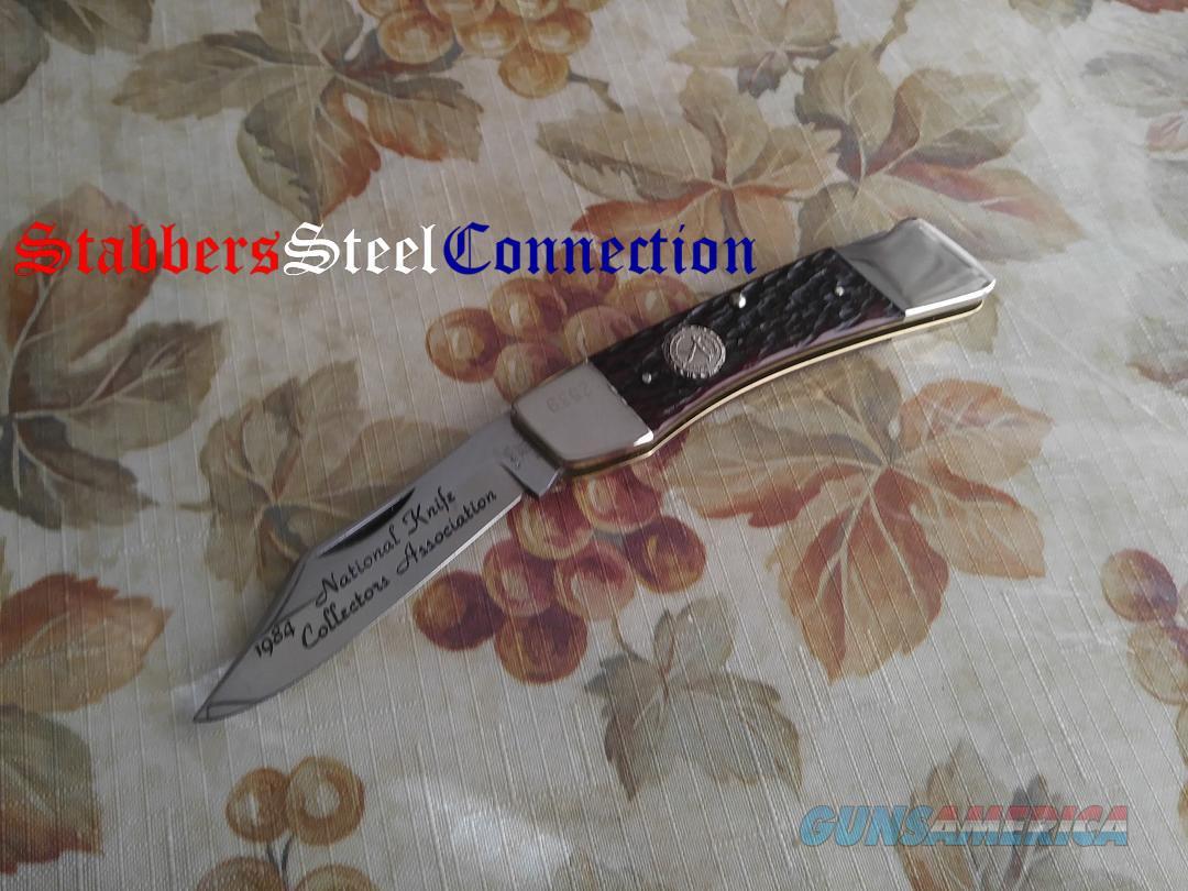 Hen & Rooster Knives German Made In Solingen Vintage 1984 NKCA  Non-Guns > Knives/Swords > Knives > Folding Blade > Hand Made