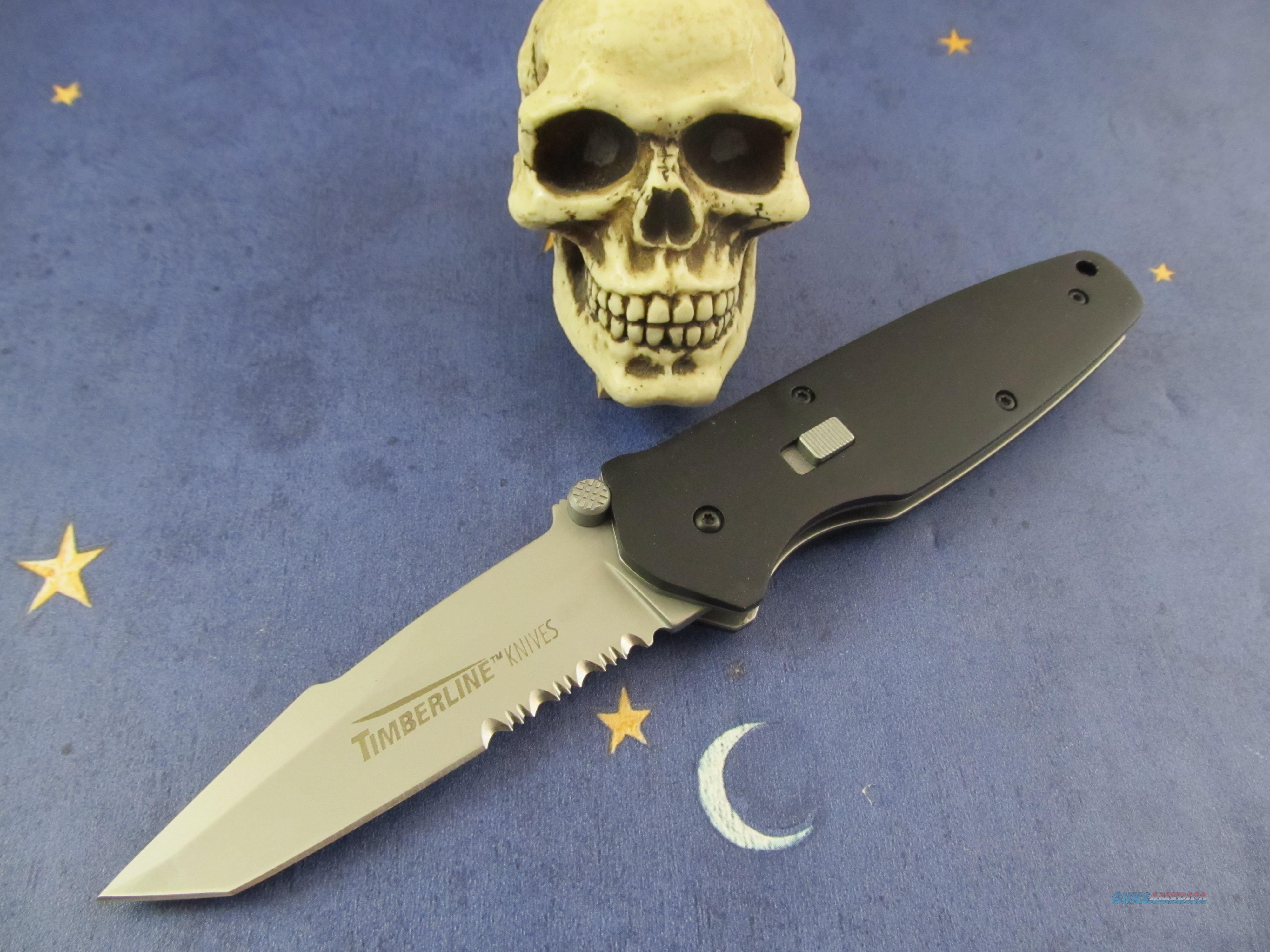 Timberline Knives Vintage Assisted Opening Knife  Non-Guns > Knives/Swords > Knives > Folding Blade > Hand Made