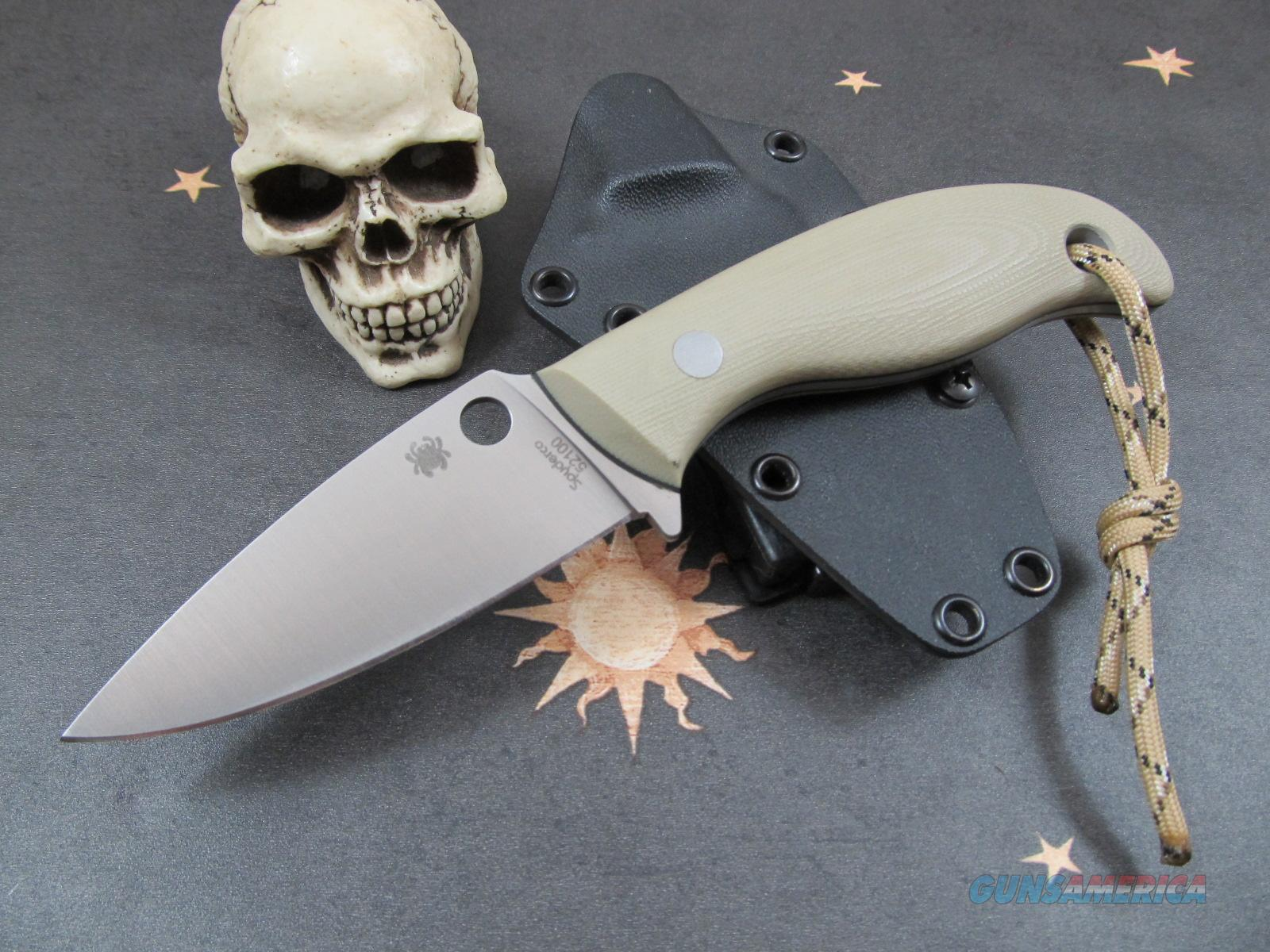 Spyderco for sale : Wicked ticket discount