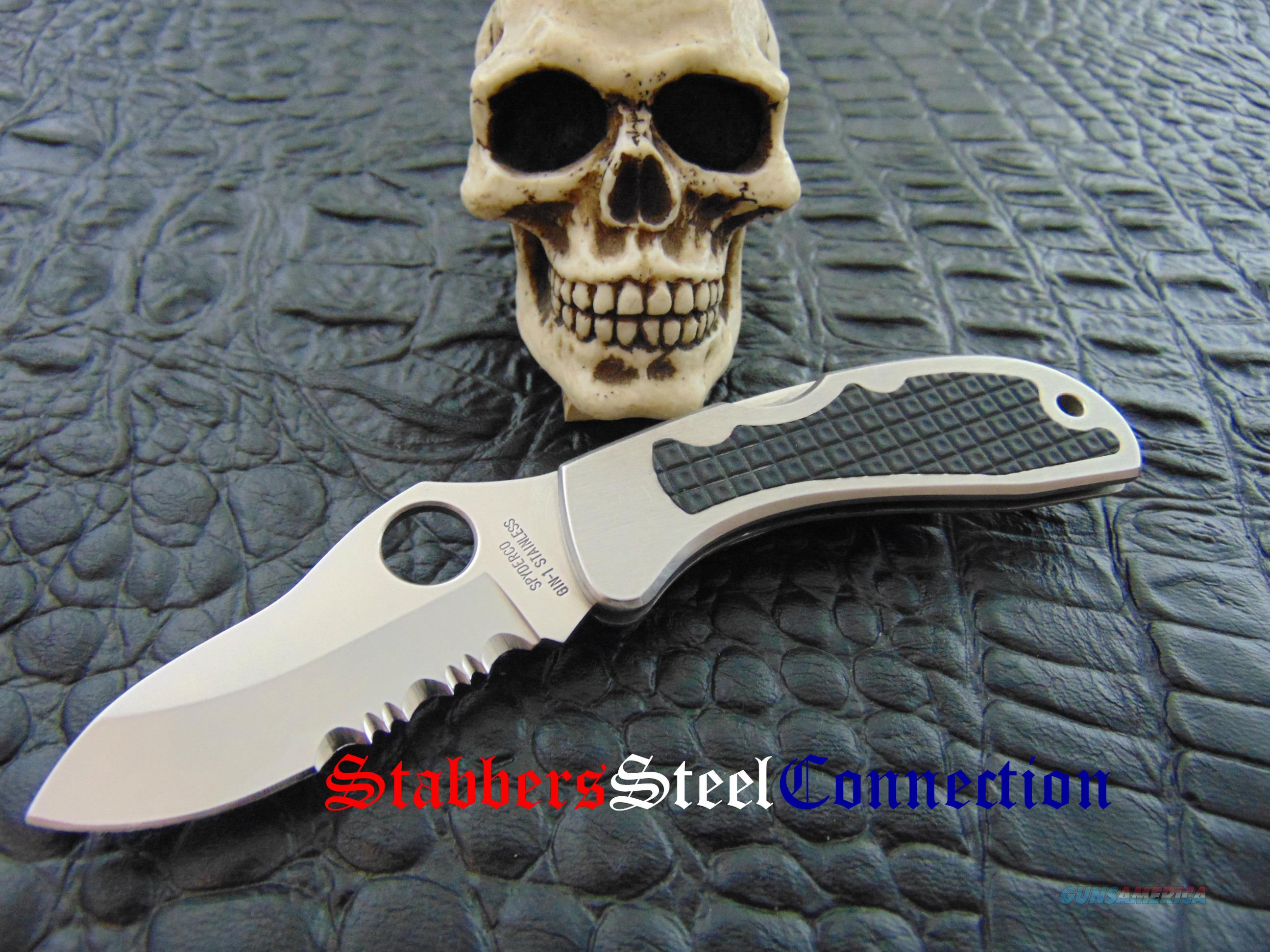 Spyderco Knives Vintage, Rare Spur  Non-Guns > Knives/Swords > Knives > Folding Blade > Imported