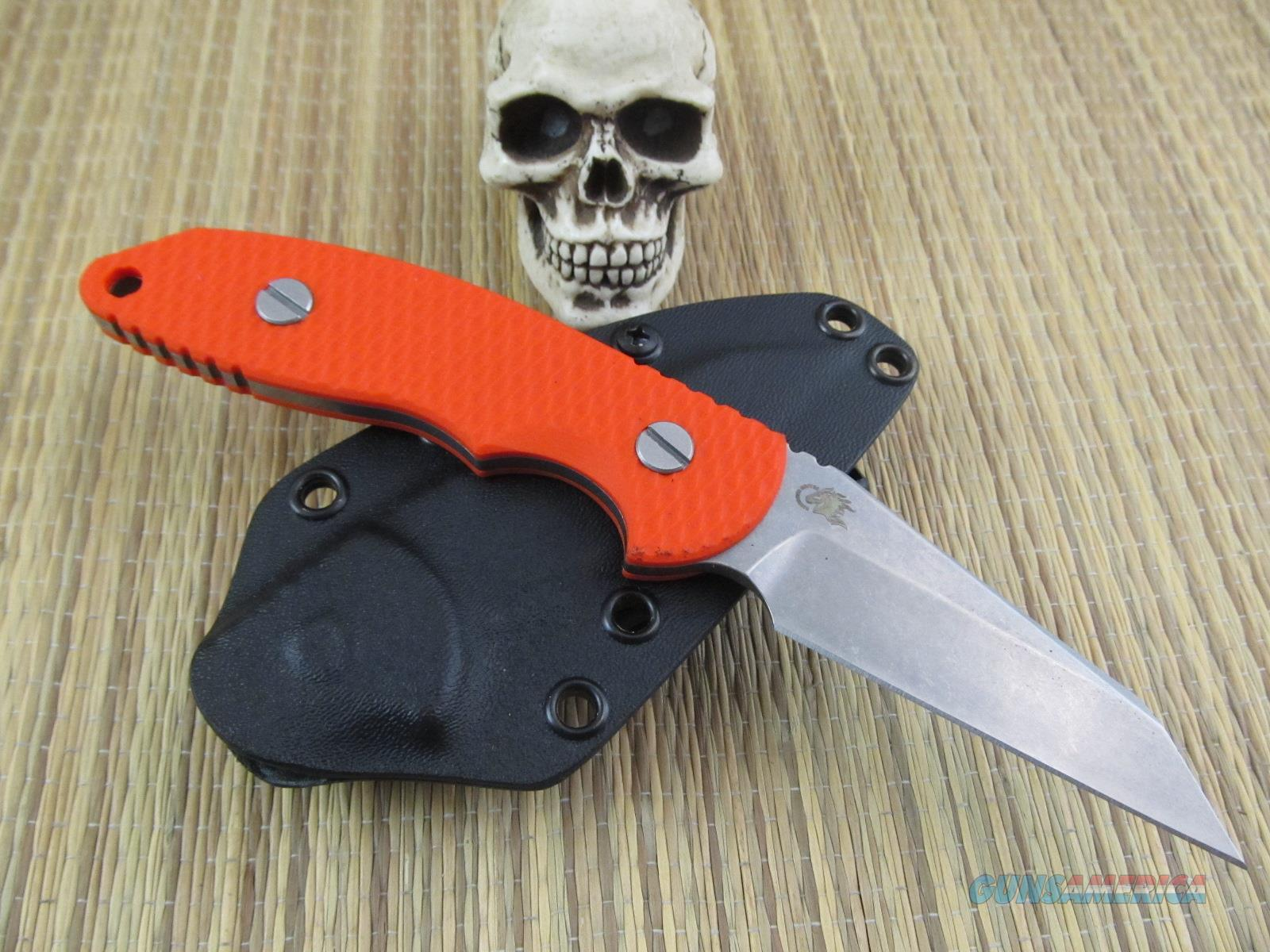 Rick Hinderer Custom Handmade FXM Fixed Blade  Non-Guns > Knives/Swords > Knives > Fixed Blade > Hand Made
