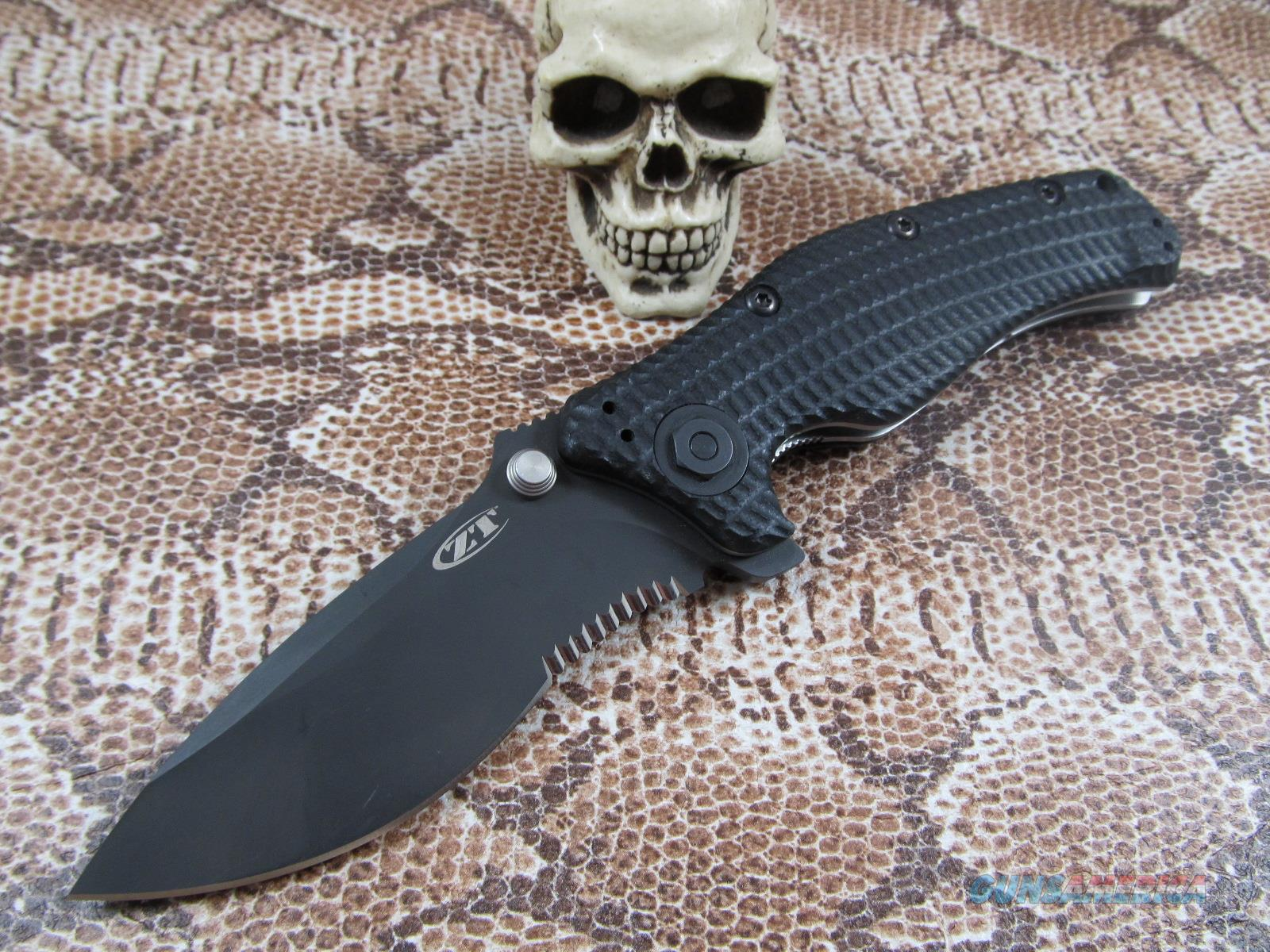Zero Tolerance 0200 Folder   Non-Guns > Knives/Swords > Knives > Folding Blade > Hand Made