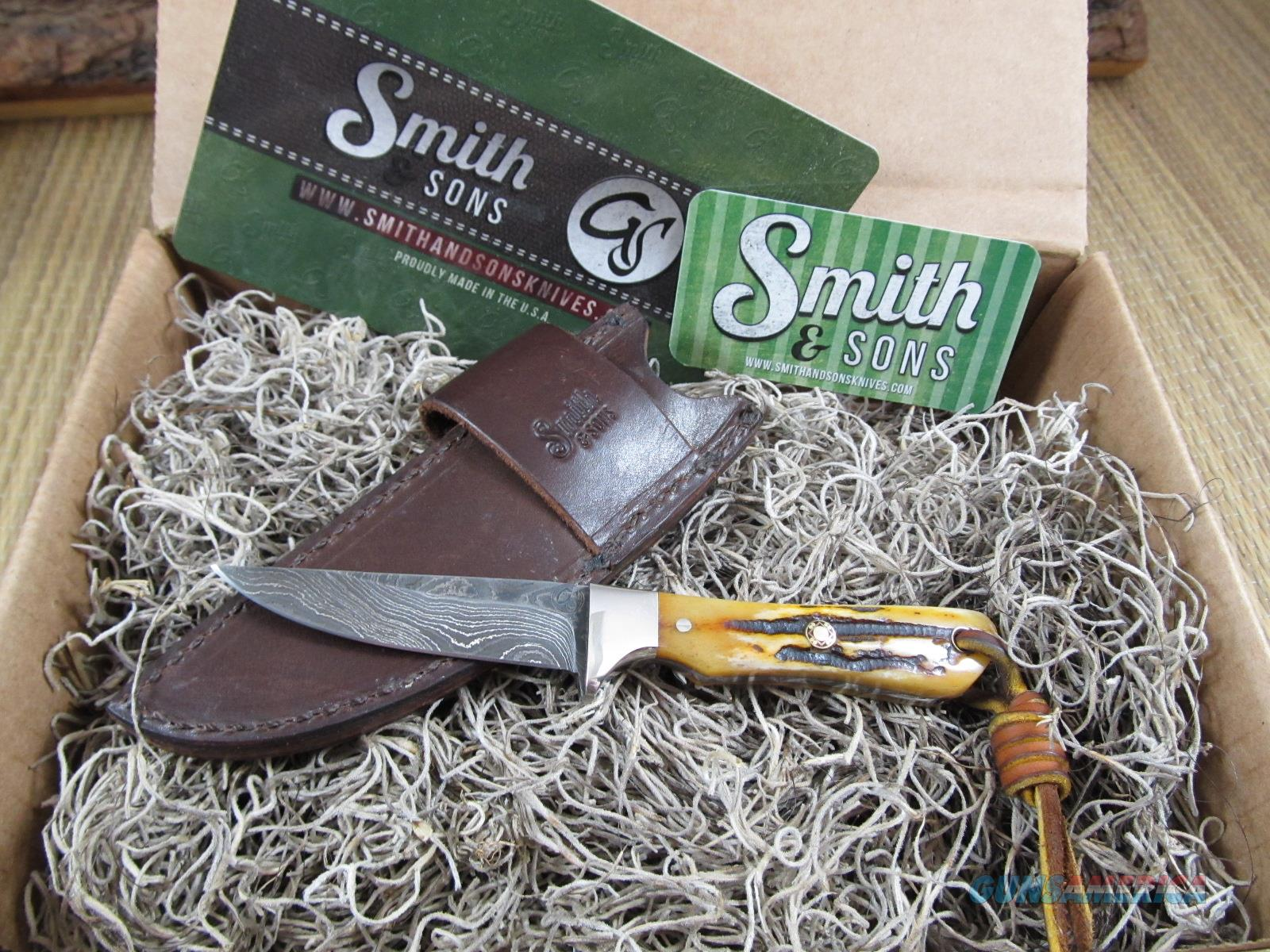 Smith and Sons custom made Tuco Model  Non-Guns > Knives/Swords > Knives > Fixed Blade > Hand Made
