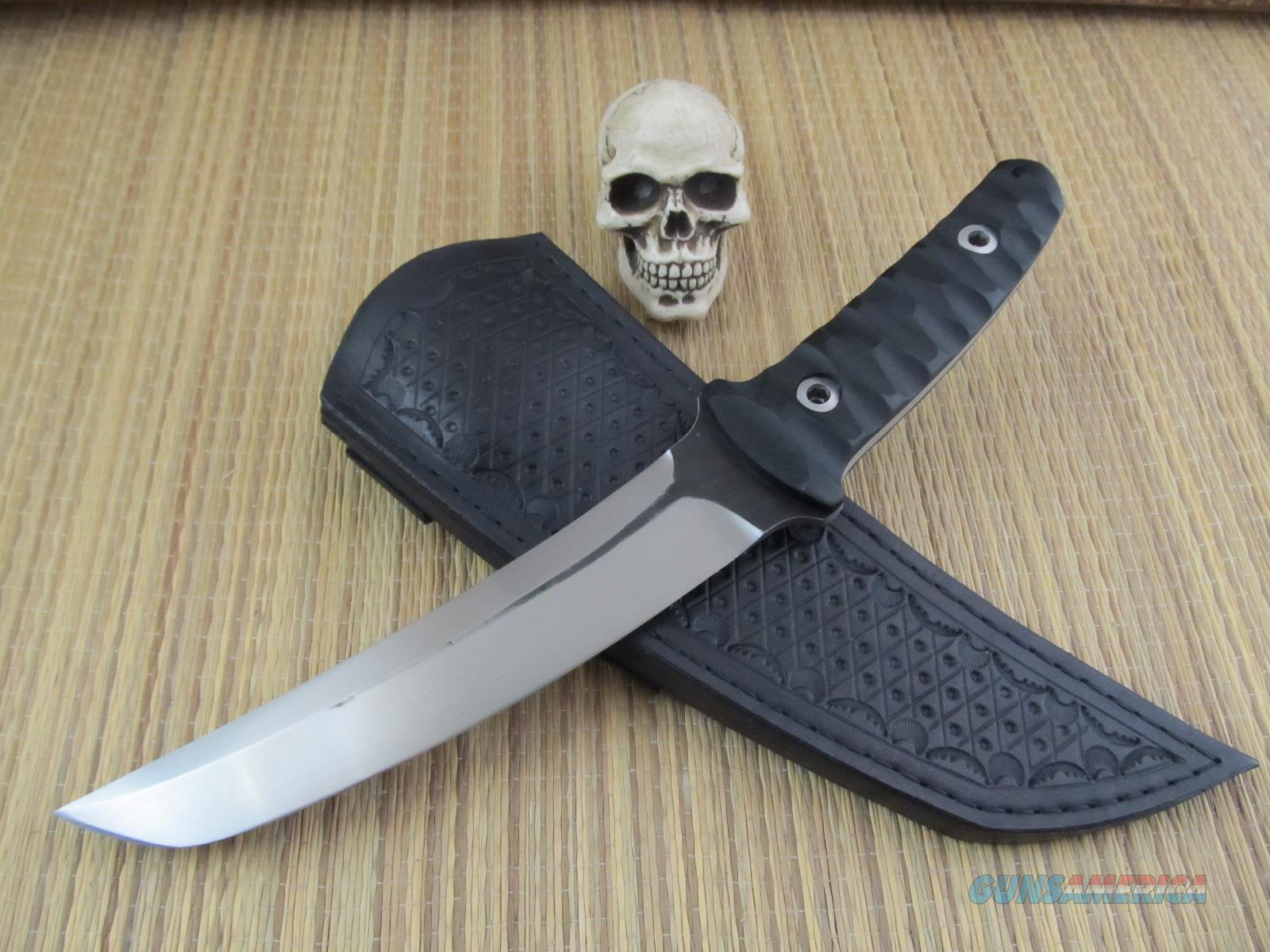 Giedymin Knives Modern Warrior Tanto New From Maker  Non-Guns > Knives/Swords > Knives > Fixed Blade > Hand Made