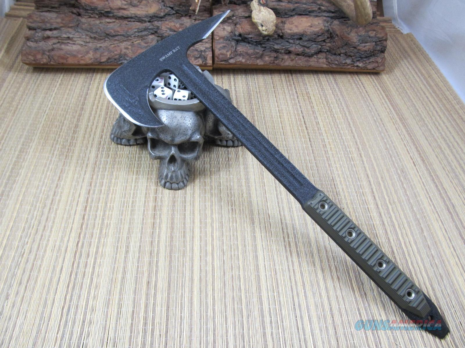 Swamp Rat Knives Rattle Hawk  Non-Guns > Knives/Swords > Knives > Fixed Blade > Hand Made