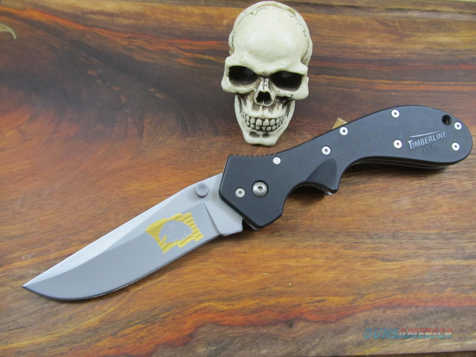 Timberline Knives Rare, Limited # 425 of 500 Made Wortac  Non-Guns > Knives/Swords > Knives > Folding Blade > Hand Made