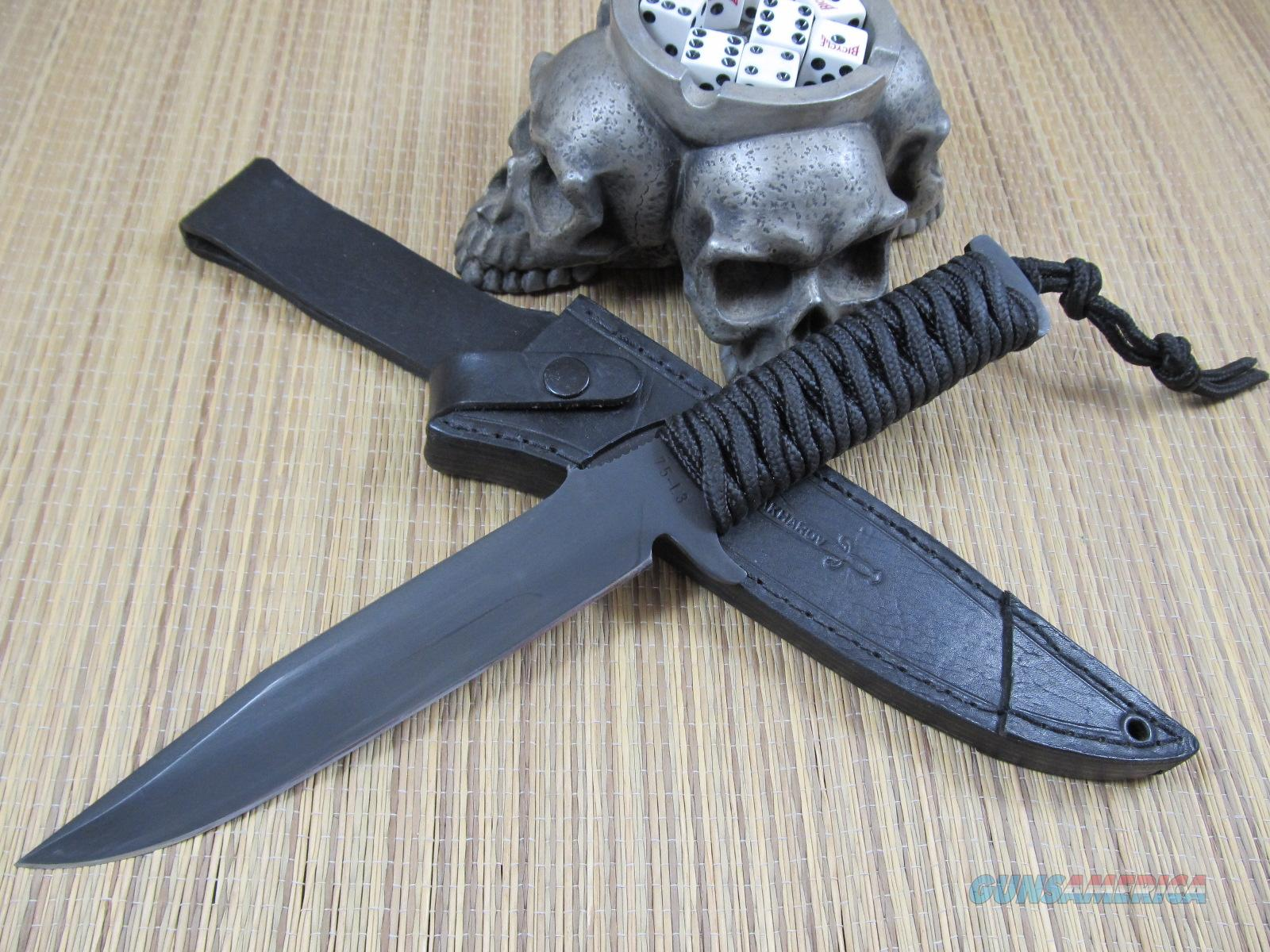 Zakharov Knives Custom Fighter  Non-Guns > Knives/Swords > Knives > Fixed Blade > Hand Made