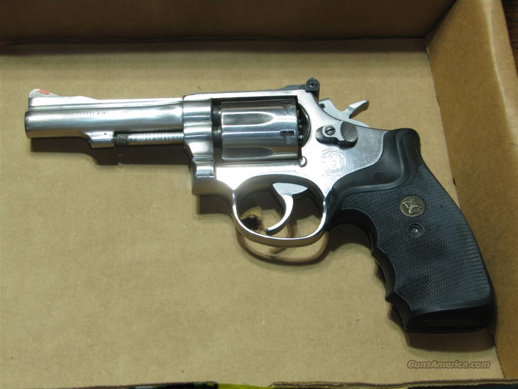 Smith & Wesson Smith 67 - 1 .38 special stainless  Guns > Pistols > Smith & Wesson Revolvers > Full Frame Revolver