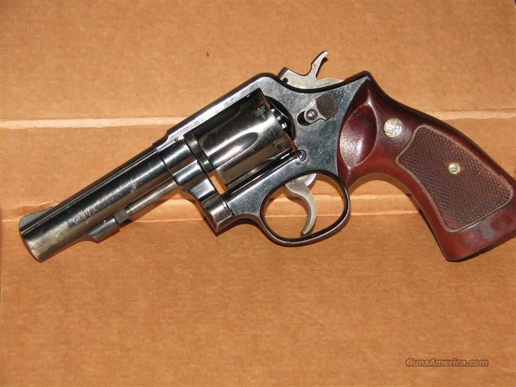 Smith and Wesson S&W 10-6 10 .38 blue   Guns > Pistols > Smith & Wesson Revolvers > Model 10