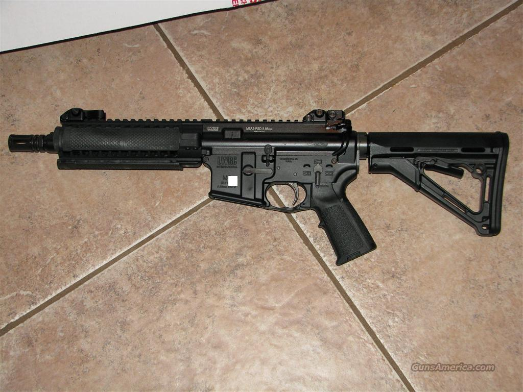 LWRC PSD SBR in 5.56  Guns > Rifles > Class 3 Rifles > Class 3 Any Other Weapon