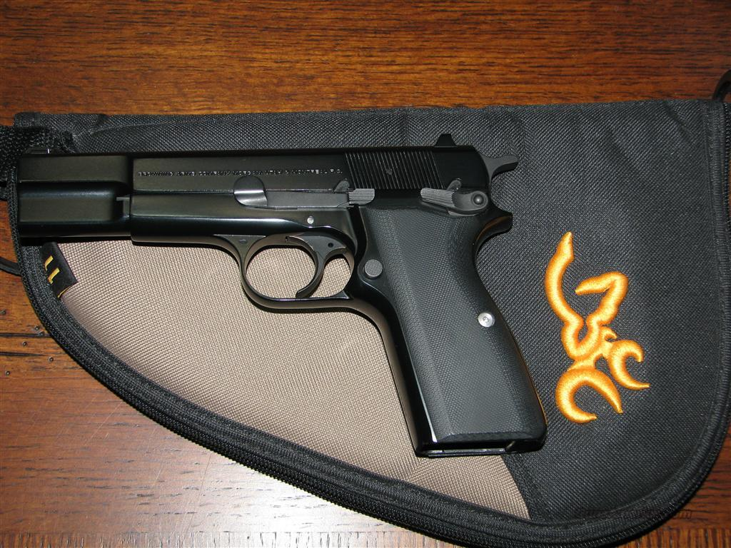 Browning Hi-Power Hi Power 9mm NIB  Guns > Pistols > Browning Pistols > Hi Power
