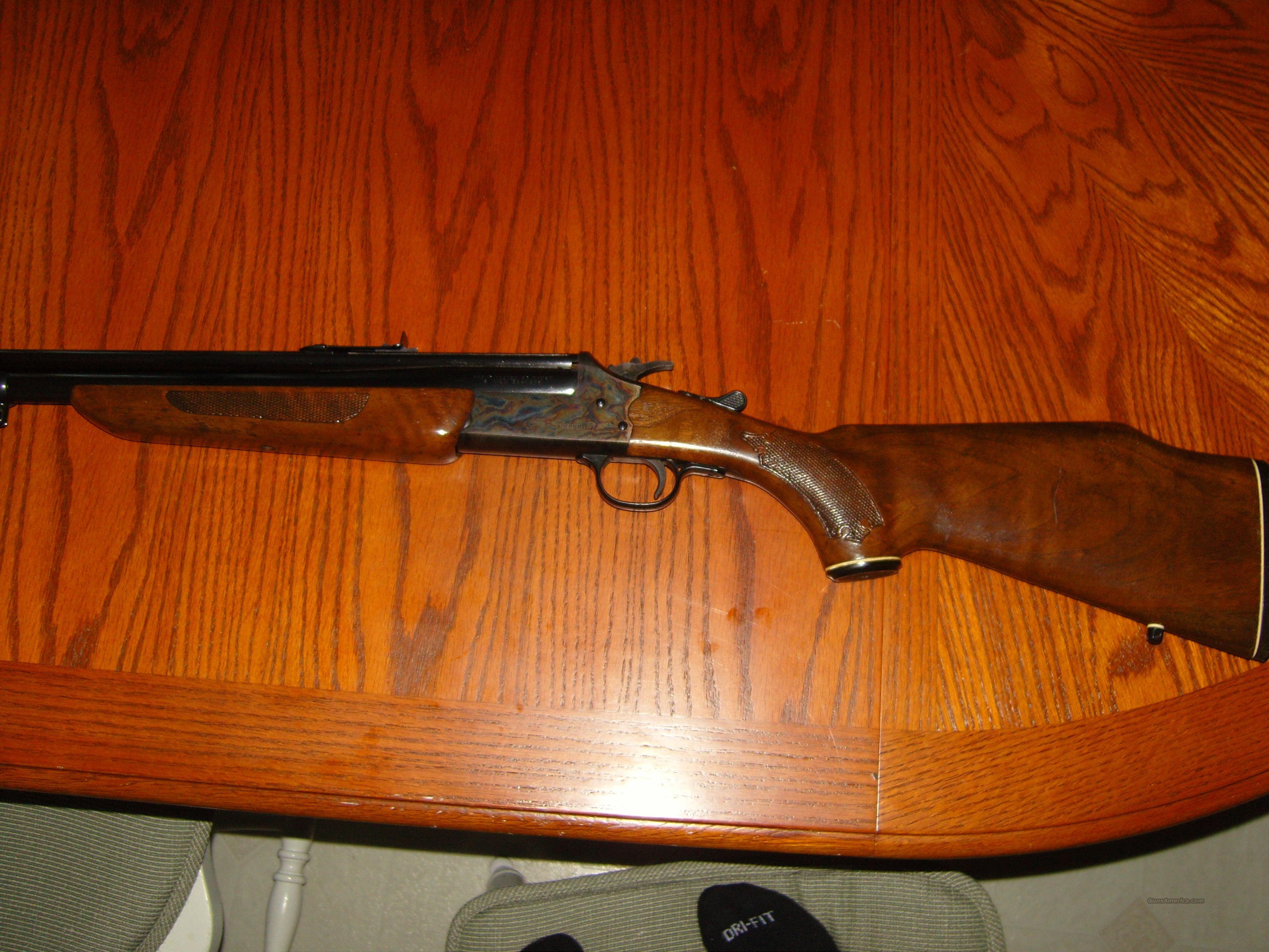 Savage 24D 22lr over 20 ga  Guns > Rifles > Savage Rifles > Other