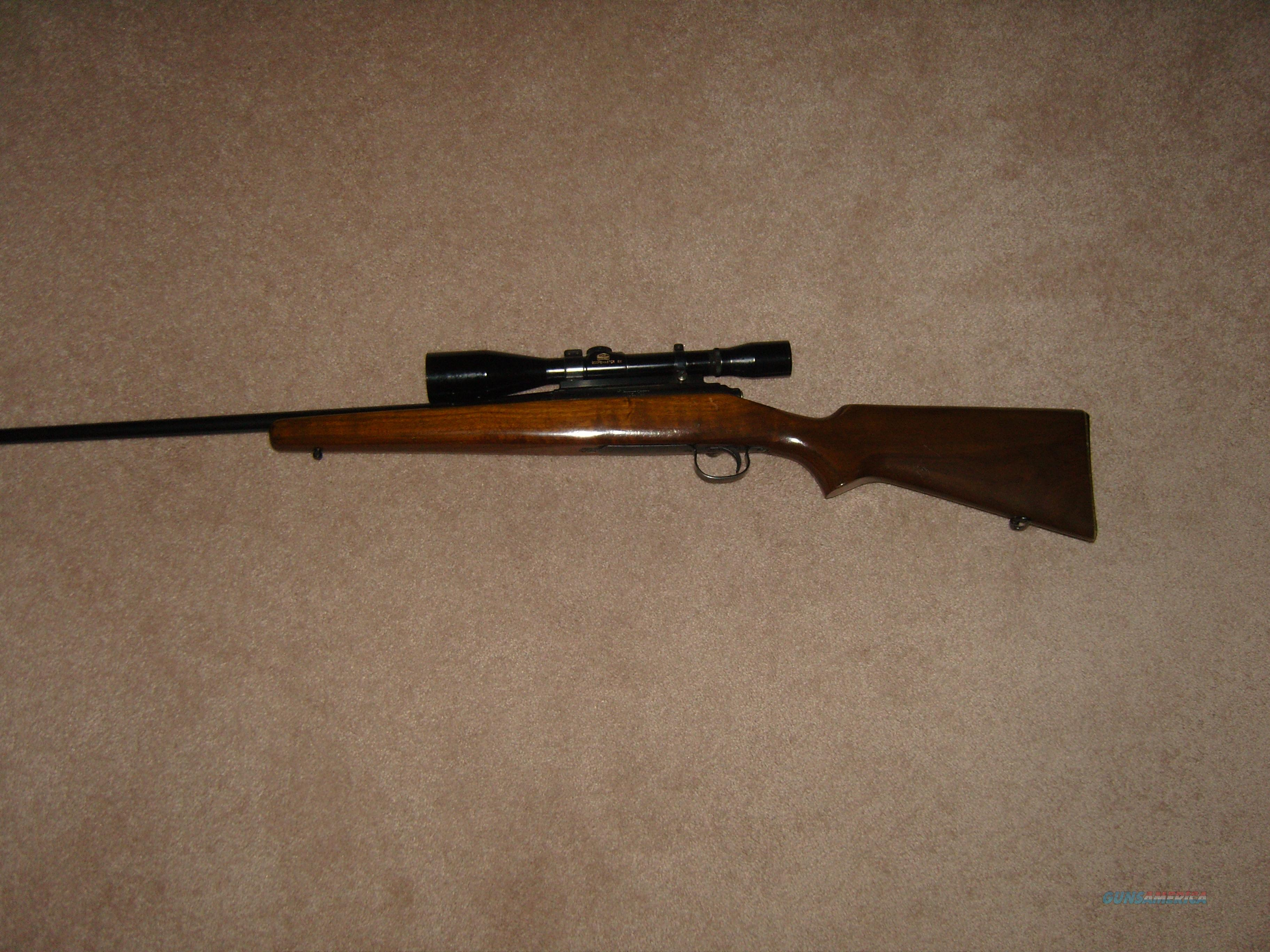 Remington 722 .222 Rem.  Guns > Rifles > Remington Rifles - Modern > Bolt Action Non-Model 700 > Sporting