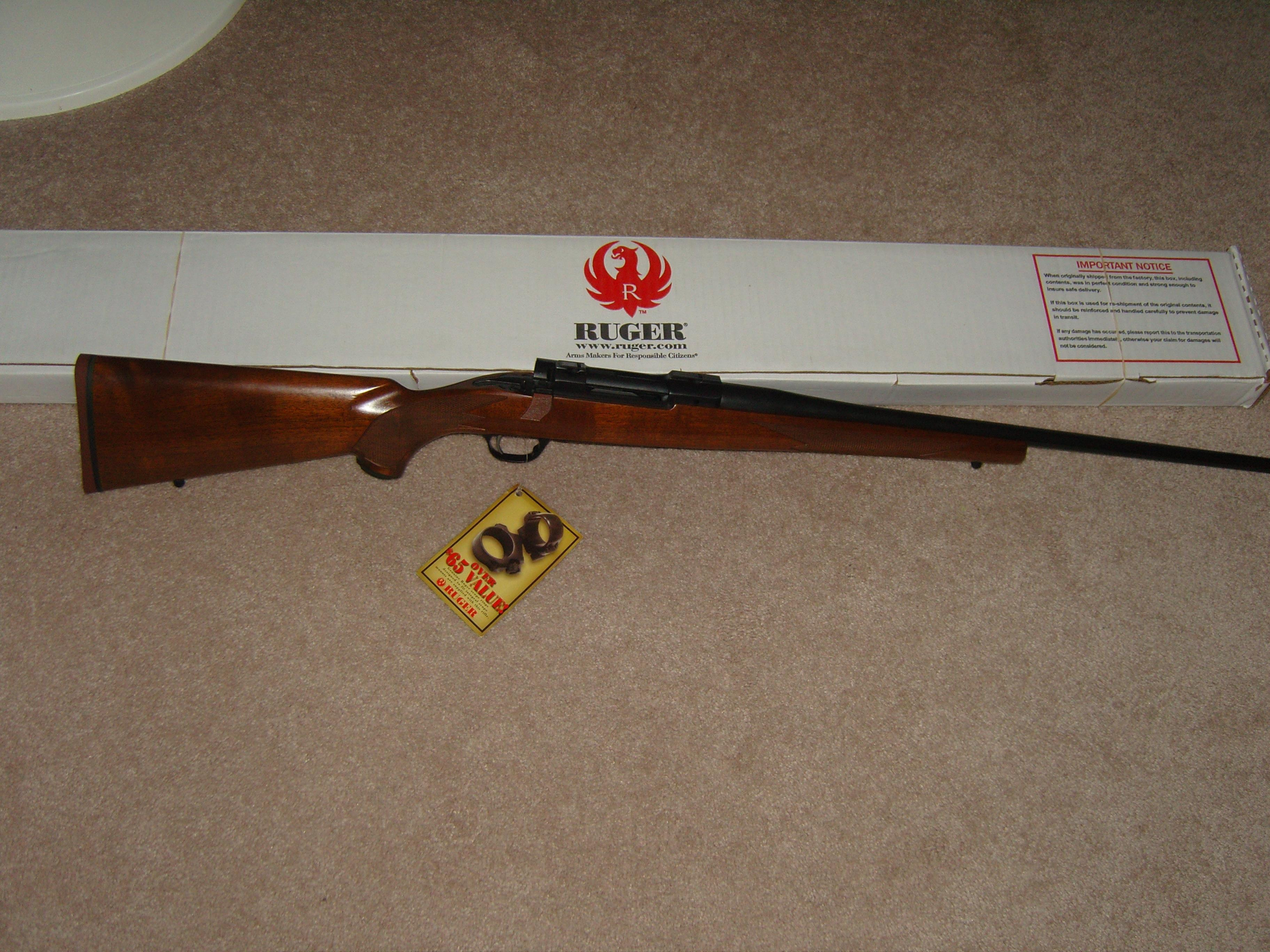 Ruger 77R Hawkeye .243 Win  Guns > Rifles > Ruger Rifles > Model 77