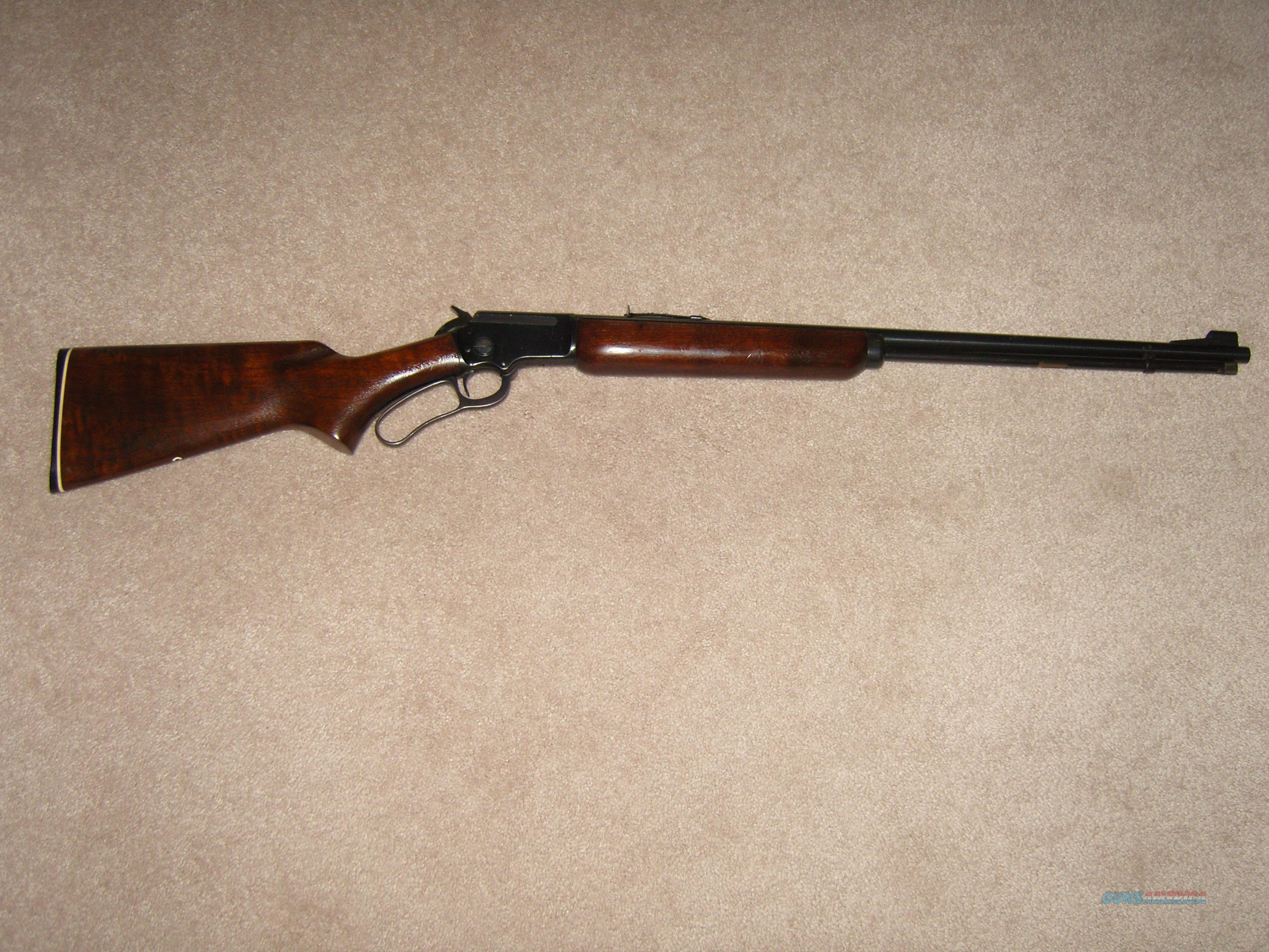 Marlin Model 39A 1950's  Guns > Rifles > Marlin Rifles > Modern > Lever Action